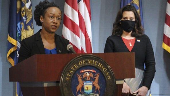 Dr. Joneigh Khaldun to step down as Michigan's chief medical exec, Gov. Whitmer names replacement