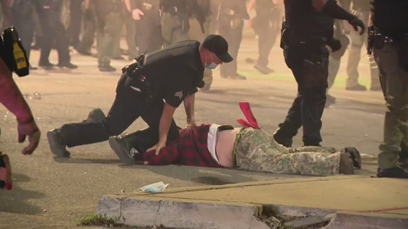 Residents from outside of Detroit made up majority of weekend arrests during protests