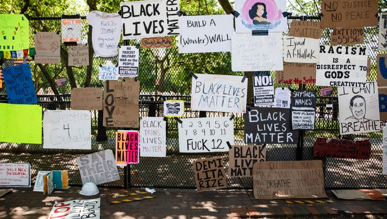 88a047a4-Protests Continue Across The Country In Reaction To Death Of George Floyd