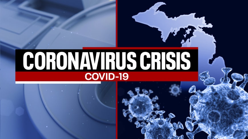 Michigan reports 695 new COVID-19 cases, 6 new deaths on Friday