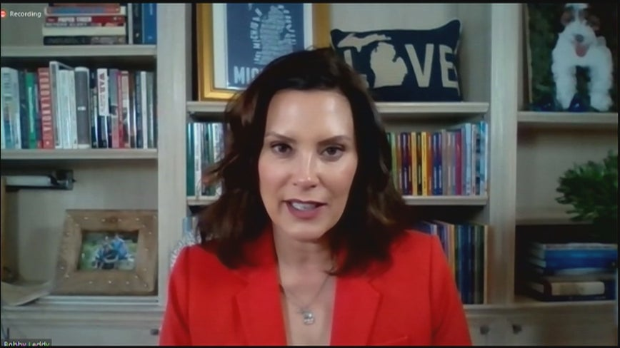 Gov. Gretchen Whitmer warns Michigan may have to 'dial back' reopening as COVID-19 cases rise
