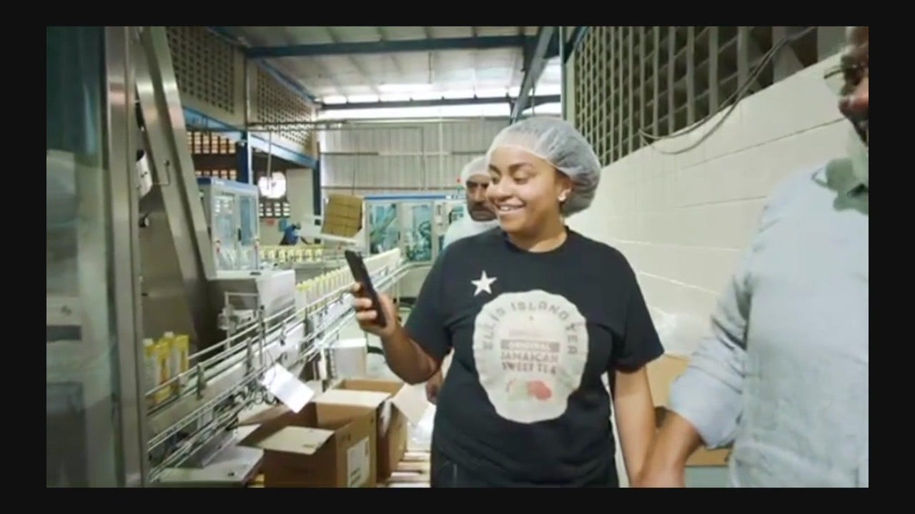 Detroit woman's Jamaican tea company tastes sweet success, gets Kevin Hart to invest