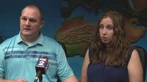 White couple who drew gun on black mother and daughter break their silence