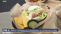 Berkley Restaurant expands business during pandemic, creating a new, safe space to dine