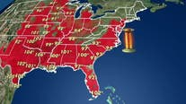 July 4th heat wave set to hammer US may bring 'ring of fire' effect