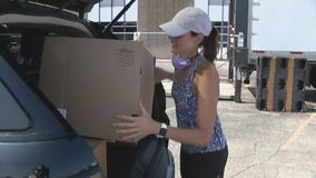 River Rouge mobile food pantry needed more than ever during pandemic