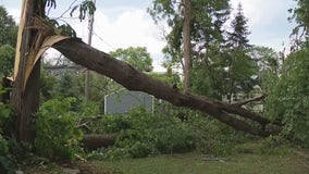 Tuesdays storm knock power out during hottest week of the year
