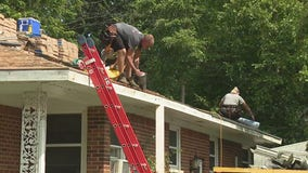 Viewers help woman with crumbling roof whose home wasn't safe for grandchildren