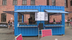 Traverse City BoxPop shipping containers help bars expand outdoors