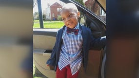 Family of 4-year-old fatally shot inside his house pleads for justice