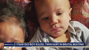 Mom, boyfriend to be arraigned following death of 1-year-old, hospitalization of twin