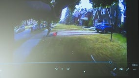 Detroit police release video of fatal shooting of armed suspect who opened fire on officers