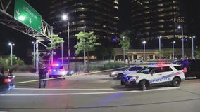 Bicyclist shoots SUV driver armed with knife dead in downtown Detroit road rage confrontation