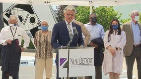 New Detroit coalition announces its mission of battle for racial equality continues