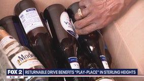 Play Place Autism starts bottle return drive