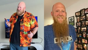 Man loses nearly 200 pounds in less than a year to ride new roller coaster