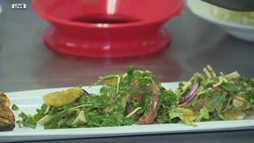 Andiamo's orange and fennel salad recipe