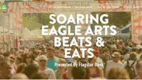 Arts, Beats and Eats announces virtual, by-appointment and drive-in events for Labor Day weekend
