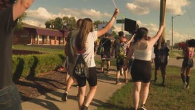 Protests against Shelby Twp. police chief lead to two arrests