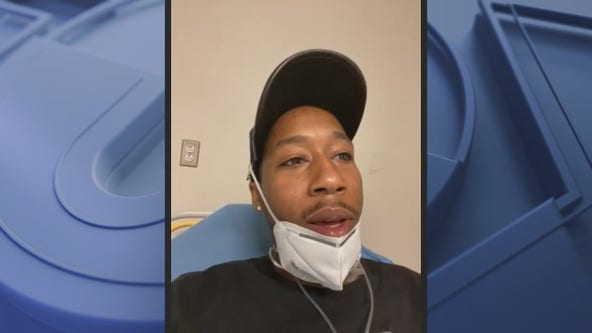 Detroit man hospitalized from electrical shock after same DTE power line falls for 4th time