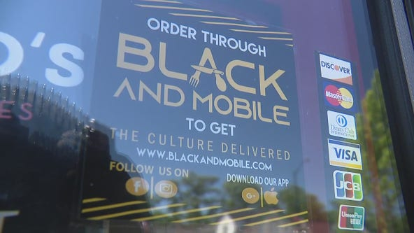 Black-owned delivery app service for restaurants with African-American ownership needs drivers now