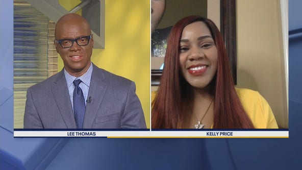 Kelly Prices joins The Nine to talk new music and 'Sunday's Best'