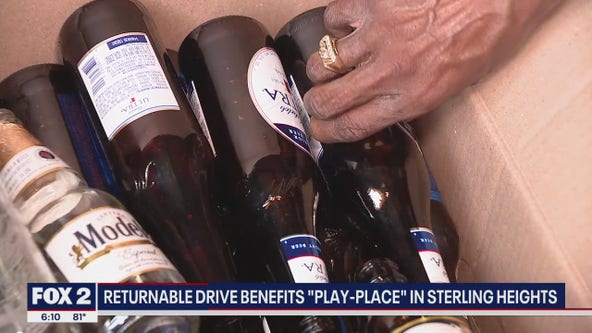 Play Place Autism starts bottle return drive