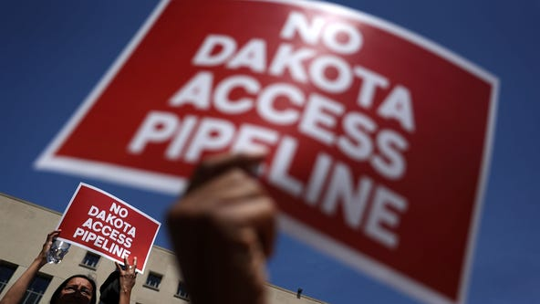 Judge orders Dakota Access pipeline, subject of mass protests, shut down pending review