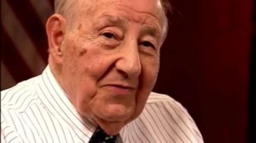 Late Detroit billionaire 'Matty' Moroun lived the American dream: 'I love my country first'