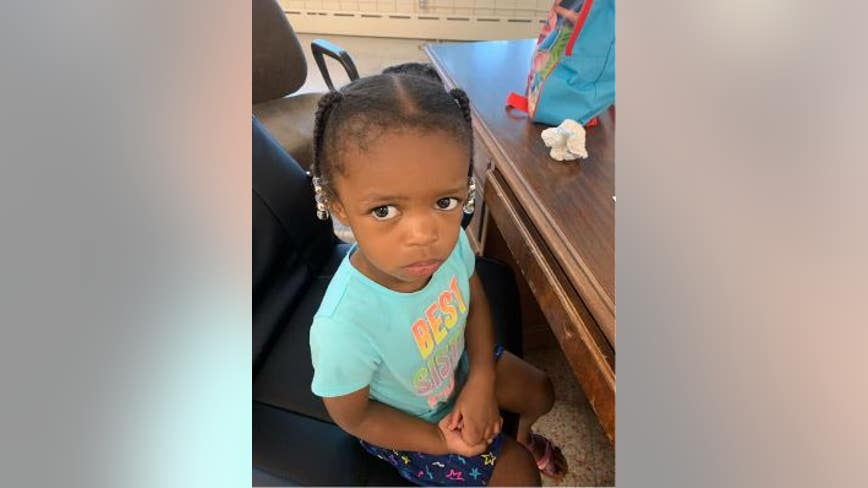 Detroit police looking for parents of 3-year-old girl found wandering