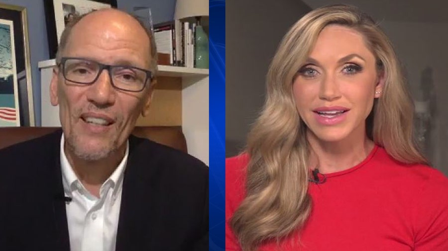 DNC Chair Tom Perez, Lara Trump address president's controversial Detroit comments