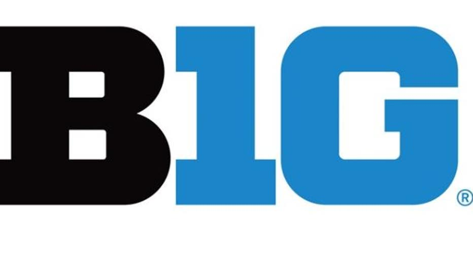 The logo for the Big 10 athletic conference