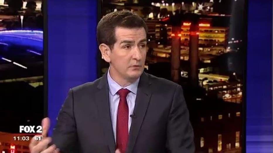 Detroit Sports Radio Host Fox 2 Guest Jamie Samuelsen Reveals Colon Cancer Fight