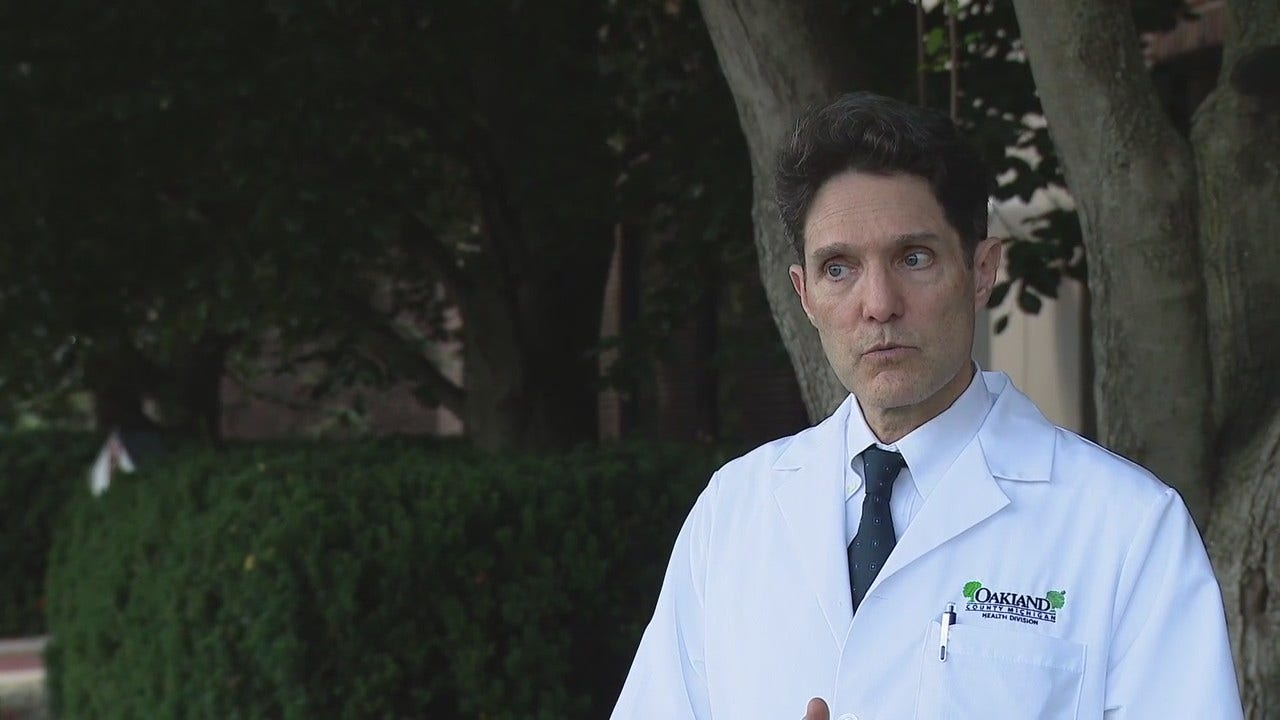 Oakland County health official says more positive COVID-19 test results need to be reported