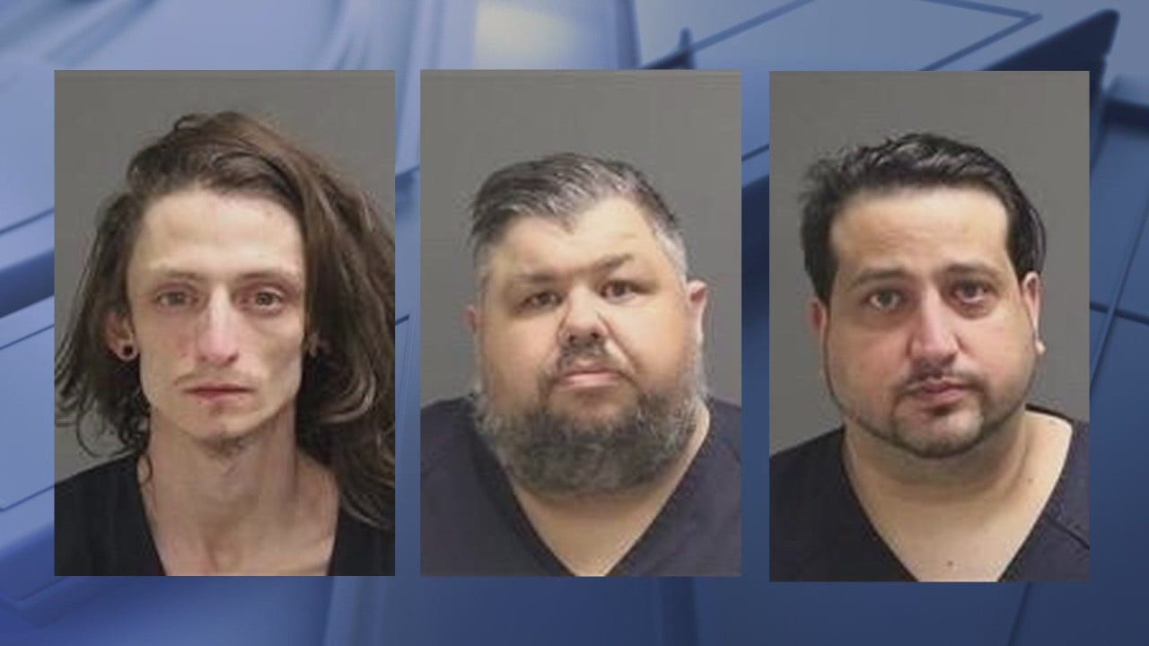 3 arrested as ketamine, cocaine and arctic foxes seized in Pontiac raids