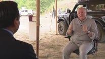 Retiring Ford CEO Jim Hackett 1-on-1
