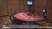 Detroit Casino's ready to reopen Wednesday