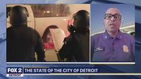 Violence in Detroit; Debating the Primary Election Players