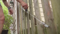Tips for fixing up a warped fence gate