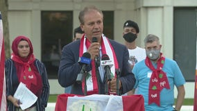 Dearborn holds vigil for Beirut explosion victims