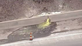 Toxic ooze cleanup cost off I-696 in Madison Heights is going up into the millions