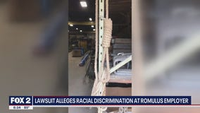 Romulus company facing lawsuit following the hanging of a noose