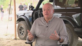 Retiring Ford CEO Jim Hackett opens up on the company's future, Bronco rebirth and dealing with a pandemic