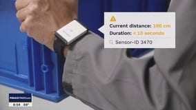 Detroit Lions, NFL using wearable tracker to maintain safe distances, contract trace