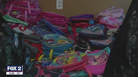 Michigan Roundtable for Diversity and Inclusion organizes annual backpack drive