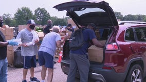 Forgotten Harvest, Chandler Park Academy team up for food supply help for families in need