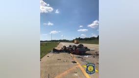 Michigan State Police investigate serious injury crash in Taylor