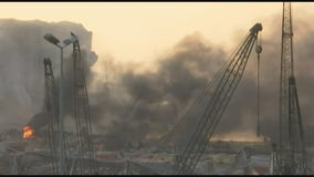 Detroit man from Beirut talks about explosions in capital