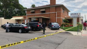 Man shot, killed by cousin outside funeral home on Detroit's east side, police say