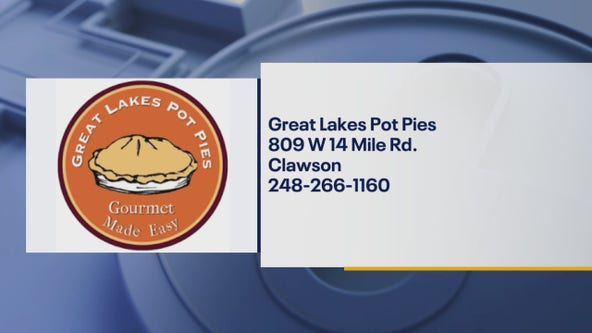 Great Lakes Pot Pies opens in Clawson, offers delivery and curbside pick-up, and has gluten-free options